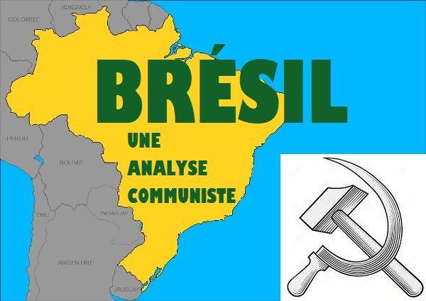 BRÉSIL : Comment l'élection de BOLSONARO fut-elle POSSIBLE ? L'analyse d'un dirigeant communiste brésilien