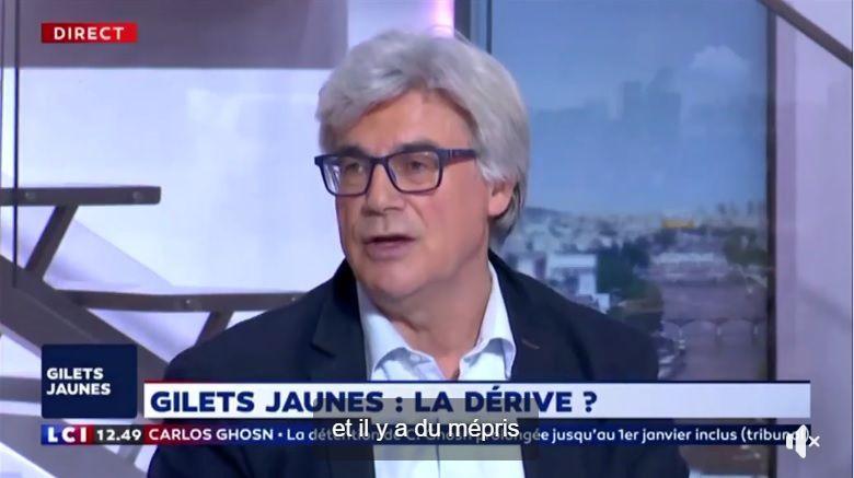 Patrick Le Hyaric (capture d'écran lci)