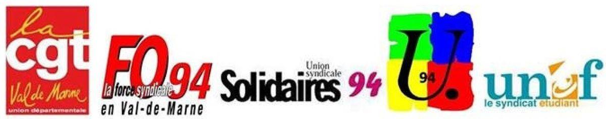 MACRON en visite dans le Val-de-Marne mercredi 9 janvier 2019 : RASSEMBLEMENT UNITAIRE à Créteil à 14 h 15