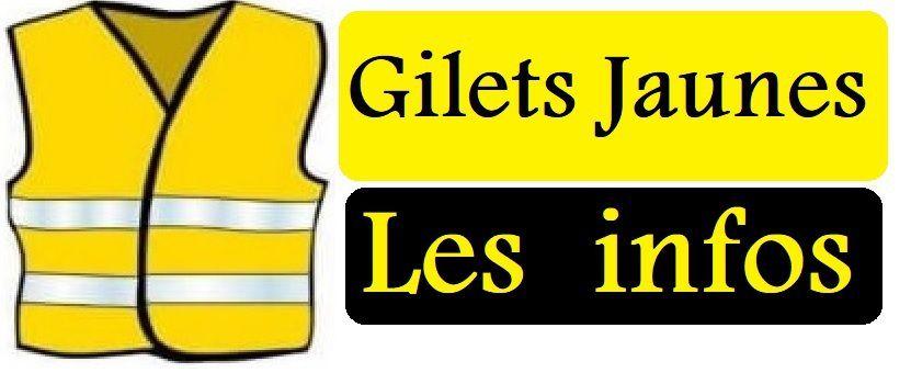 GILETS JAUNES: un acte 12 en hommage aux blessés et aux victimes : suivez la mobilisation en CONTINU