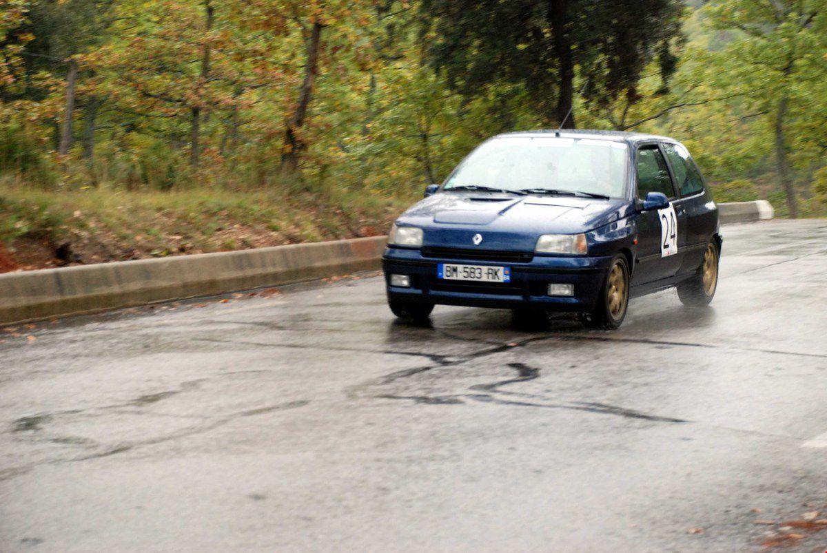 Renault Clio Williams 1994 ..... Photo : Henri Cassini