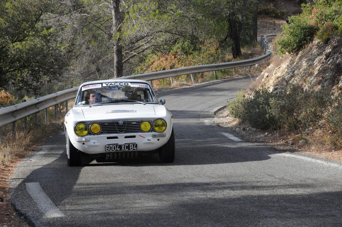 Philippe & Thierry Tarbouriech Alfa Romeo Guilia GT 2000 1972