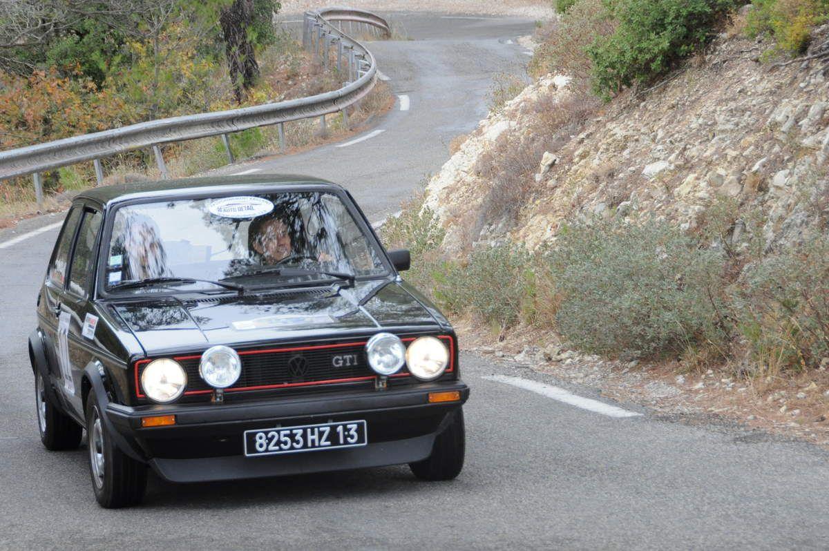 Denis & Julien Caucanas Volskwagen Golf GTI 1980