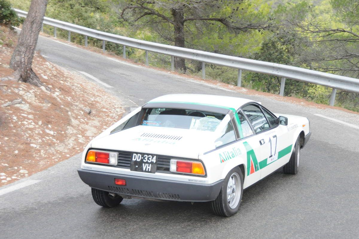Pierre Chaintreuil/Roger Berry Lancia Beta Monte Carlo 1982