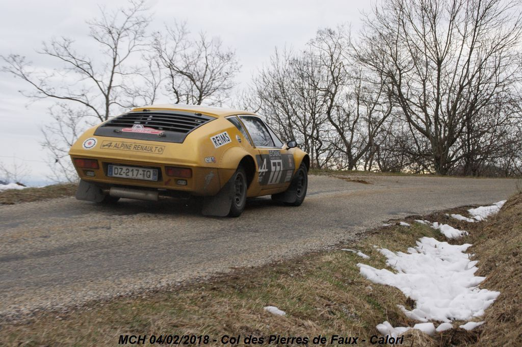 "Firmin Bour(F)/Laurent Carrion(F) Alpine A310 1974 ..... Photo : ""Calori"""
