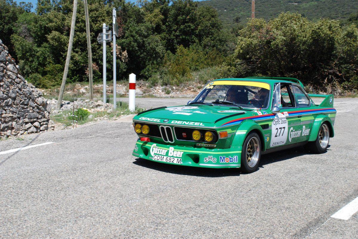 BMW 3,0 CSL 1973 ..... Photo : H.C.