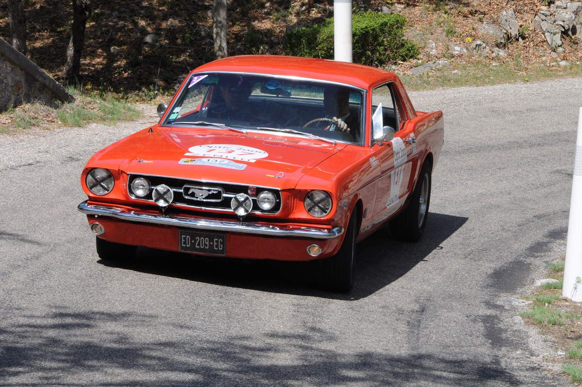 Ford Mustang GT 1966 ..... Photo : R.S.