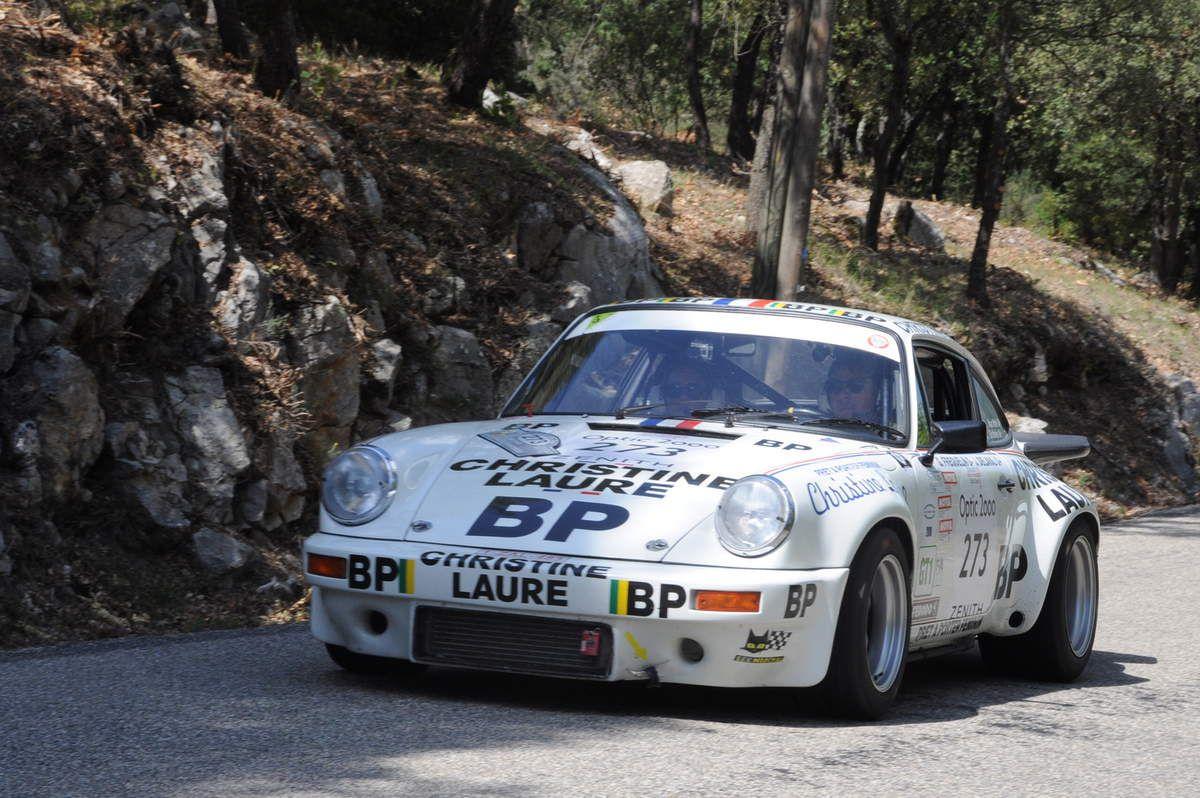 Porsche 911 Carrera RSR 1974 ..... Photo : R.S.