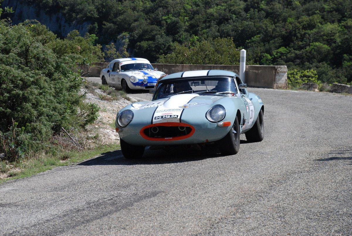 Jaguar Type E 3,8 1962 ..... Photo : H.C.
