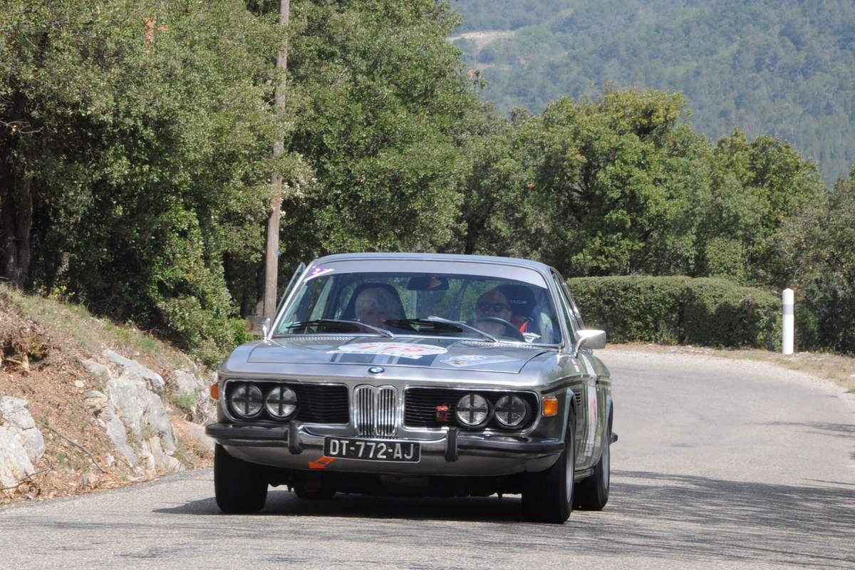 BMW 3,0 CSI 1973 ..... Photo : R.S.
