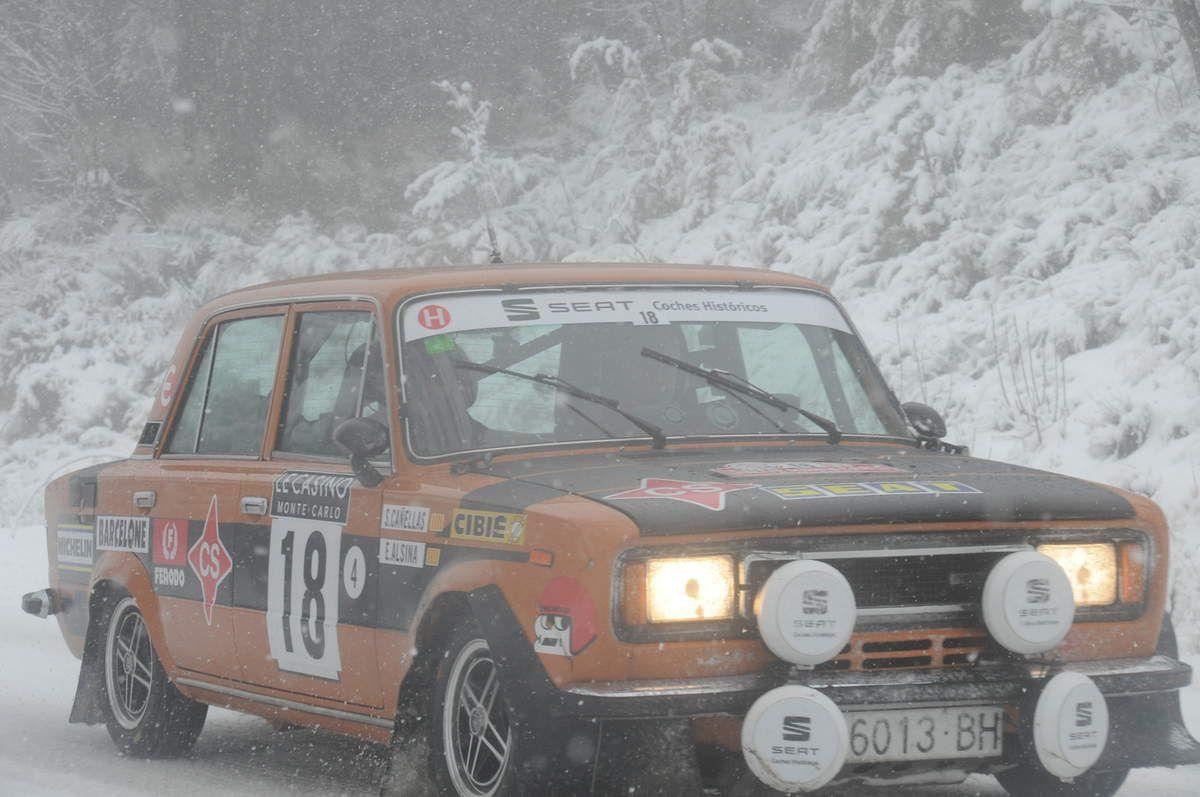 Salvador Canellas Gual(E)/Eloi Alsina Dot(E) Seat 124 Especial 1800 1975 : Photo : RS