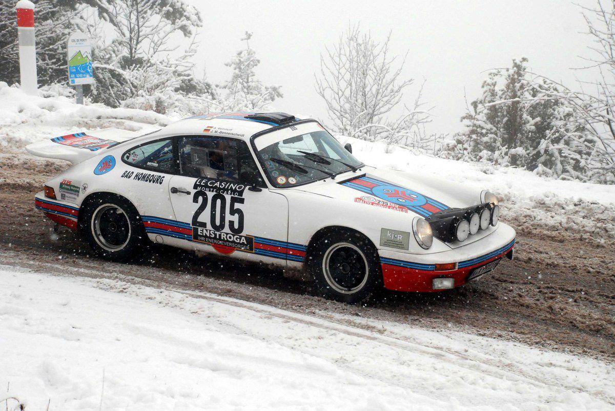 Jens Muller-Bennerscheidt(D)/Antoine Beinhoff(D) Porsche 911 Carrera 2,7 1975 ..... Photo : HC
