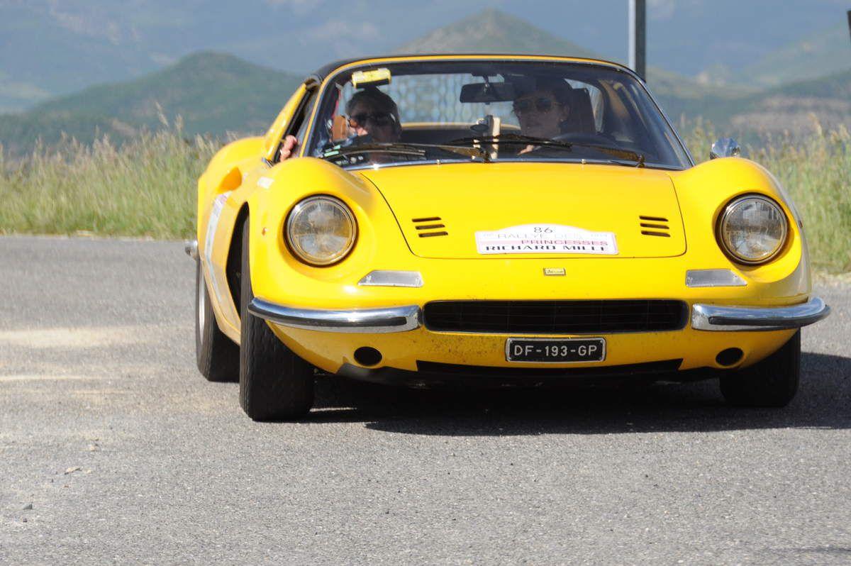 Dino Ferrari 246 GTS 1975 ..... Photo : R.S.