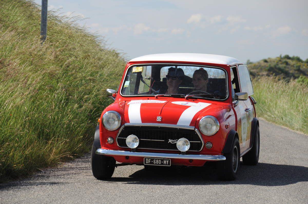 Innocenti Mini Cooper 1275 1974 ..... Photo : R.S.