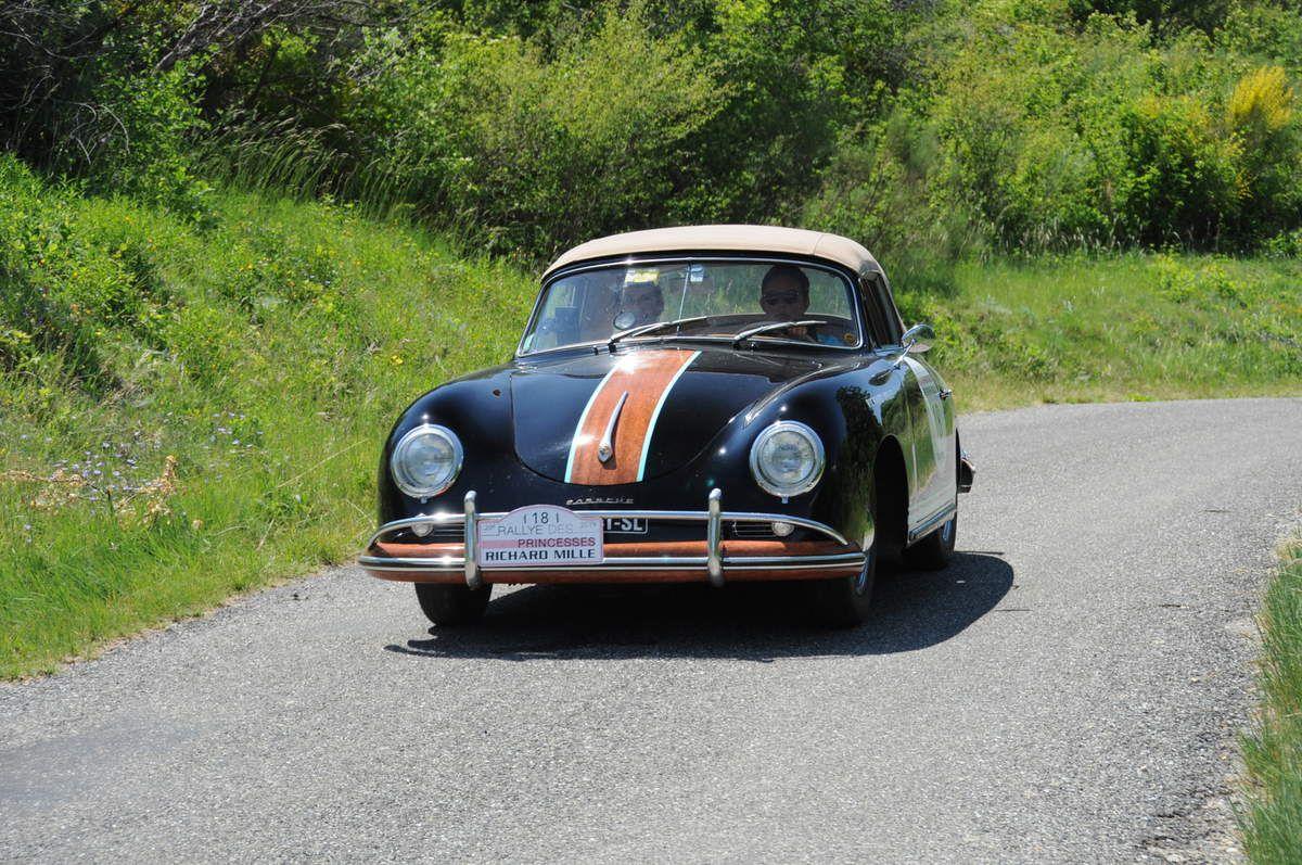 Porsche 356 1958 ..... Photo : R.S.