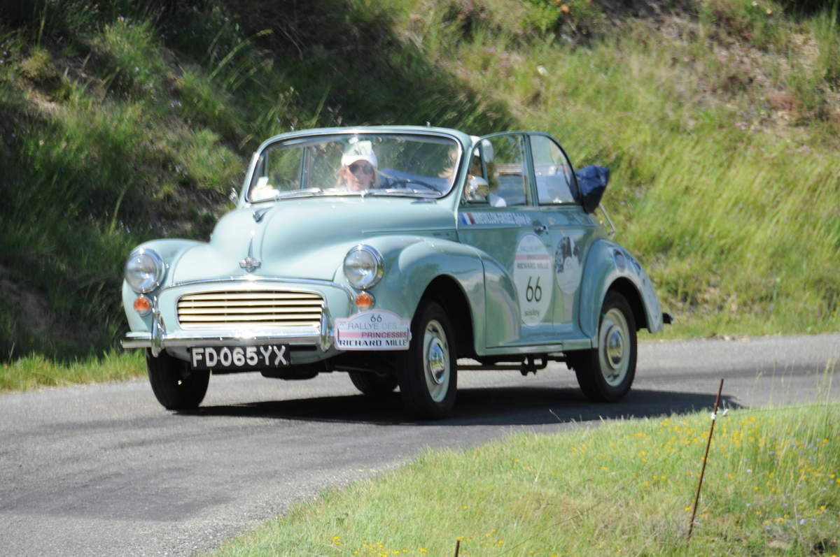 Morris Minor 1000 Convertible 1970 ..... Photo : R.S.