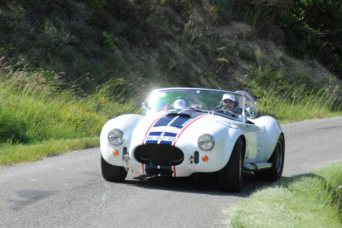 Ford Cobra 1965 ...... Photo : R.S.
