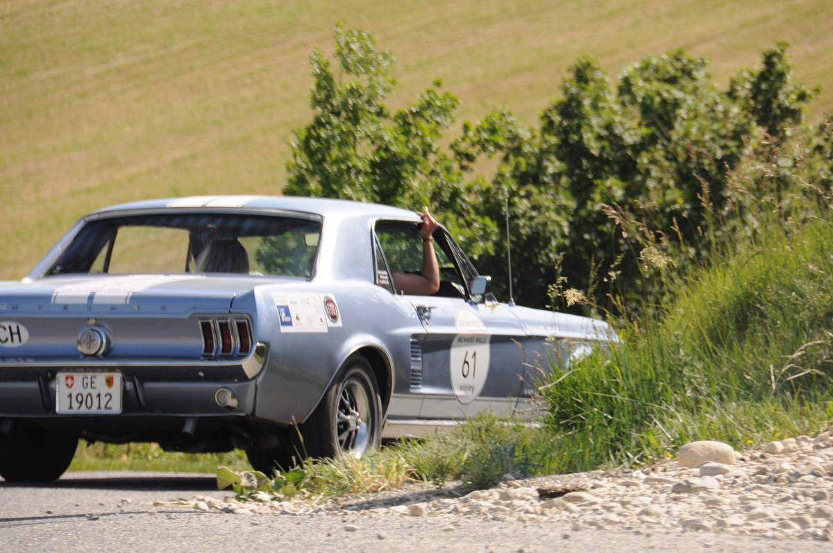 Ford Mustang 1967 ..... Photo : R.S.