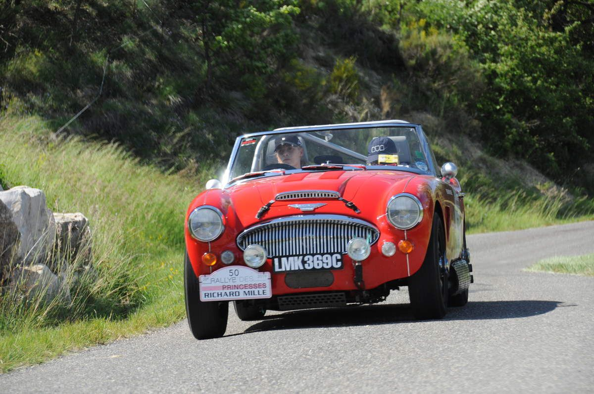 Austin Healey 3000 Mk II 1965 ..... Photo : R.S.