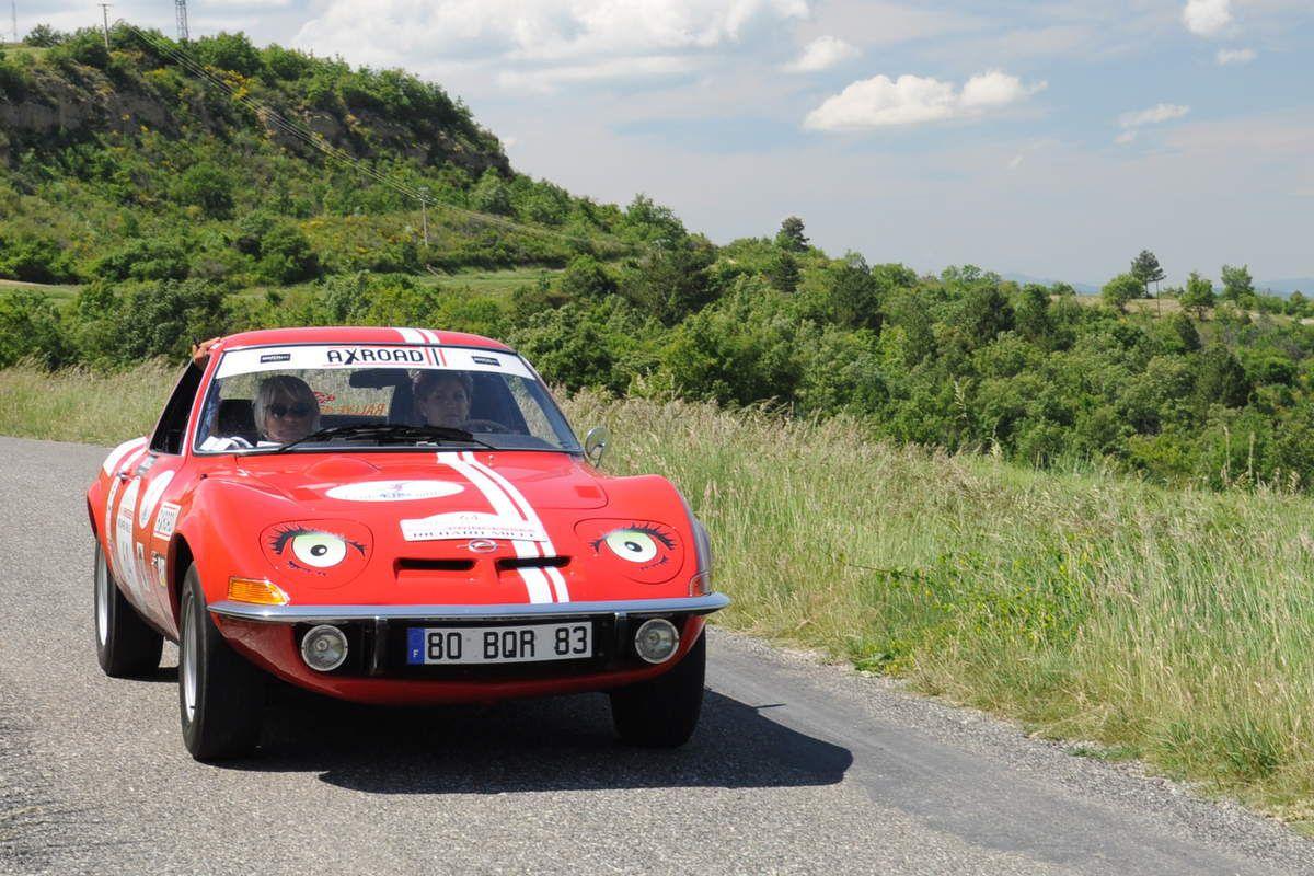 Opel GT 1900 1970 ..... Photo : R.S.