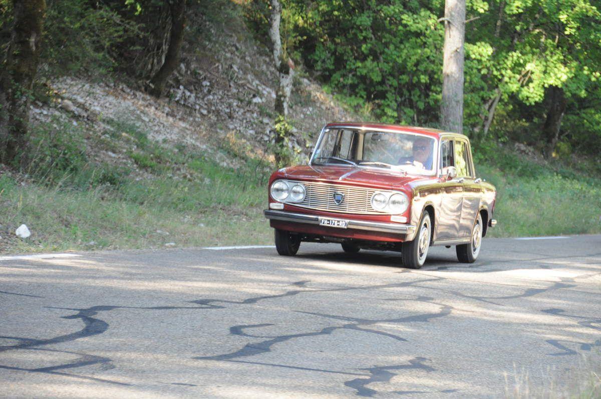 Lancia Fulvia S2 ..... Photo : R.S.