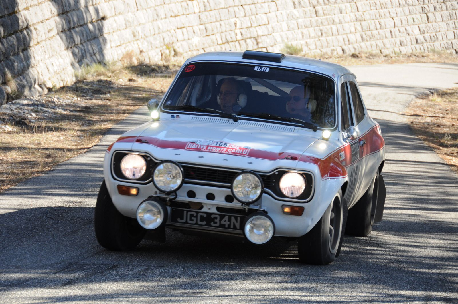 Ford Escort Mk I RS 1600 1973 ...... Photo : R.S.