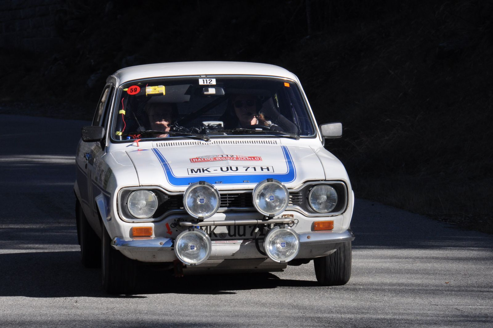 Ford Escort Mk I RS 2000 1973 ..... Photo : R.S.