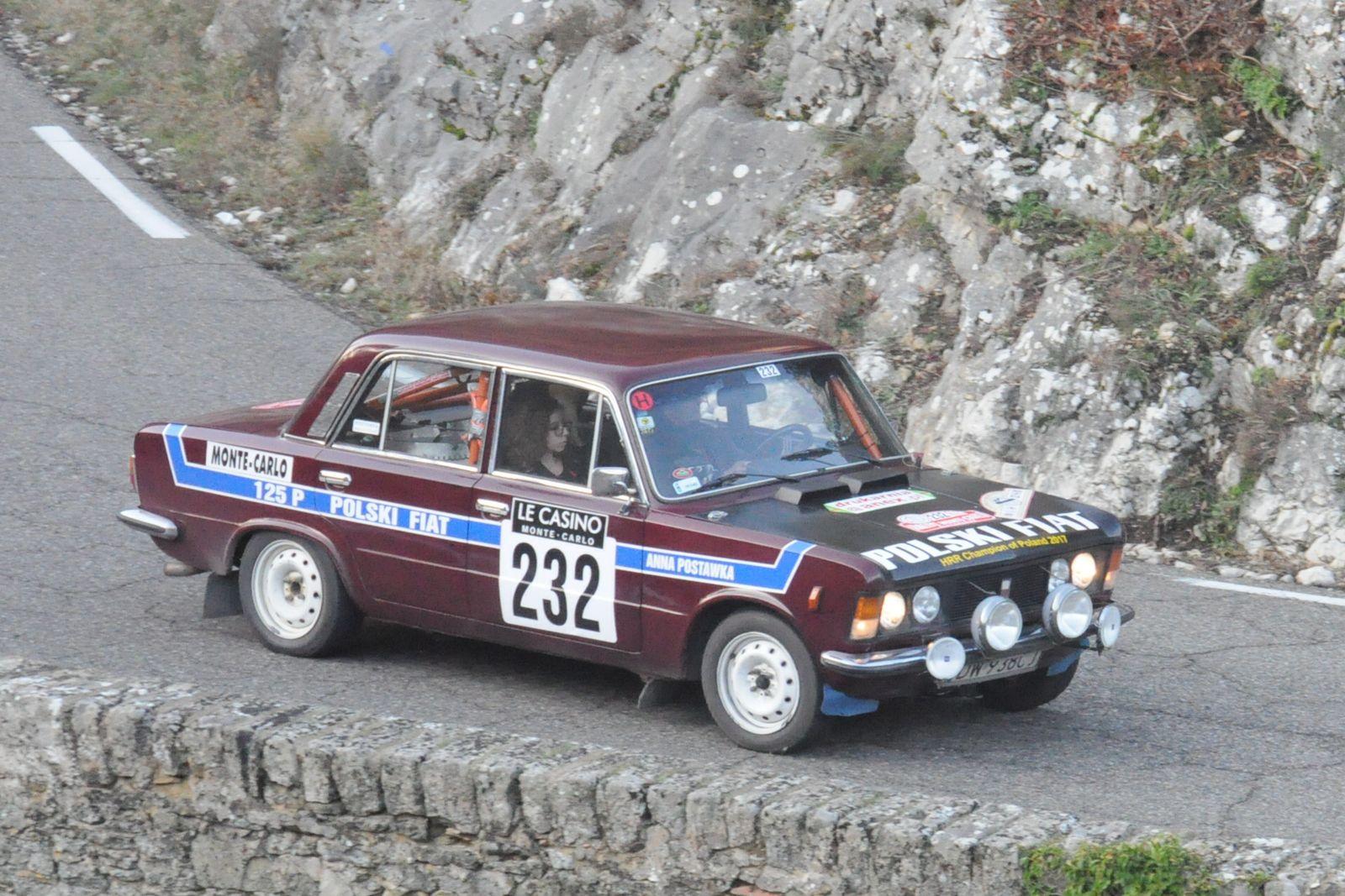 Polski Fiat 125 P 1976 ..... Photo : R.S.