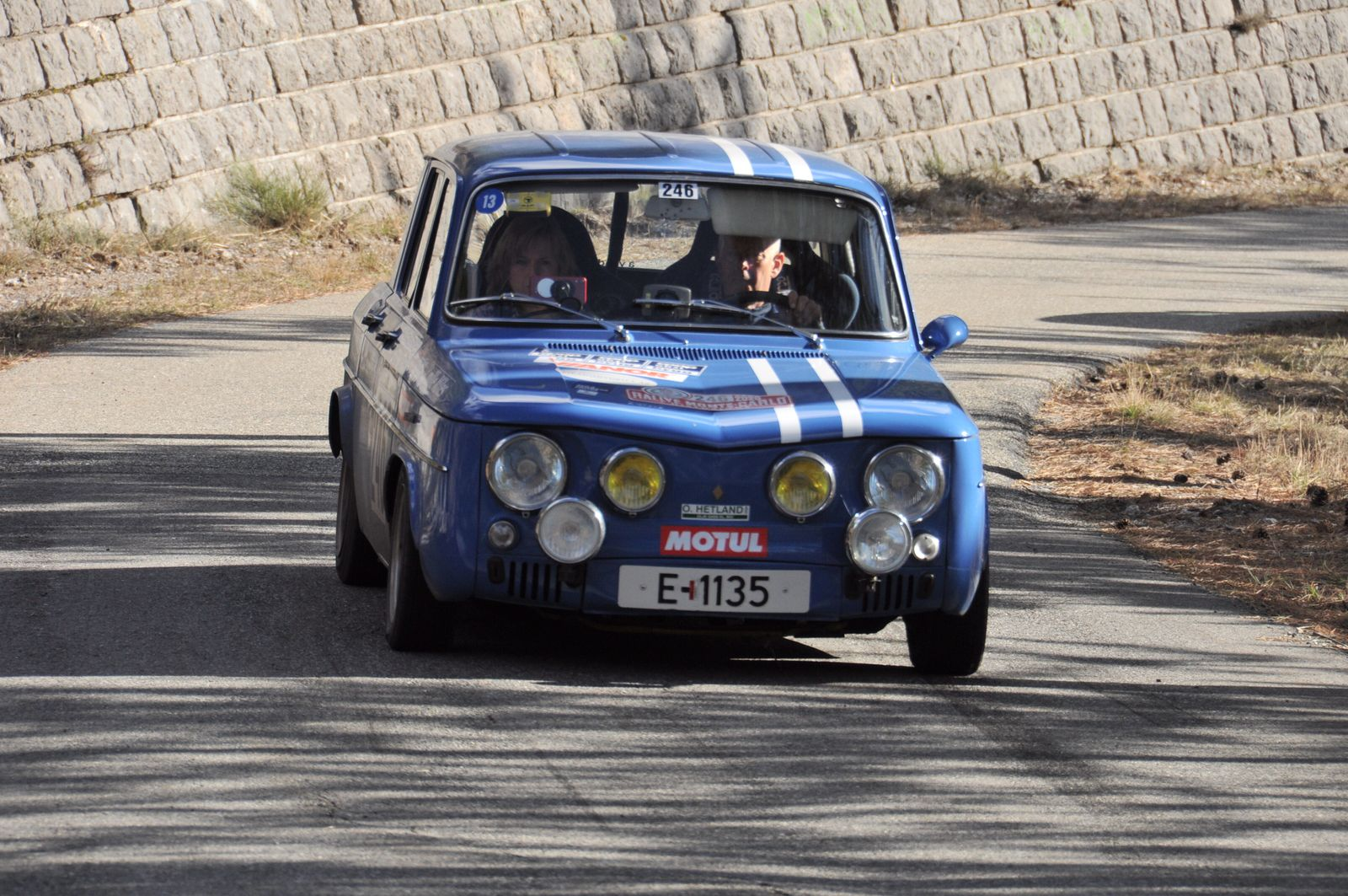 Renault 8 Gordini 1970 ..... Photo : R.S.