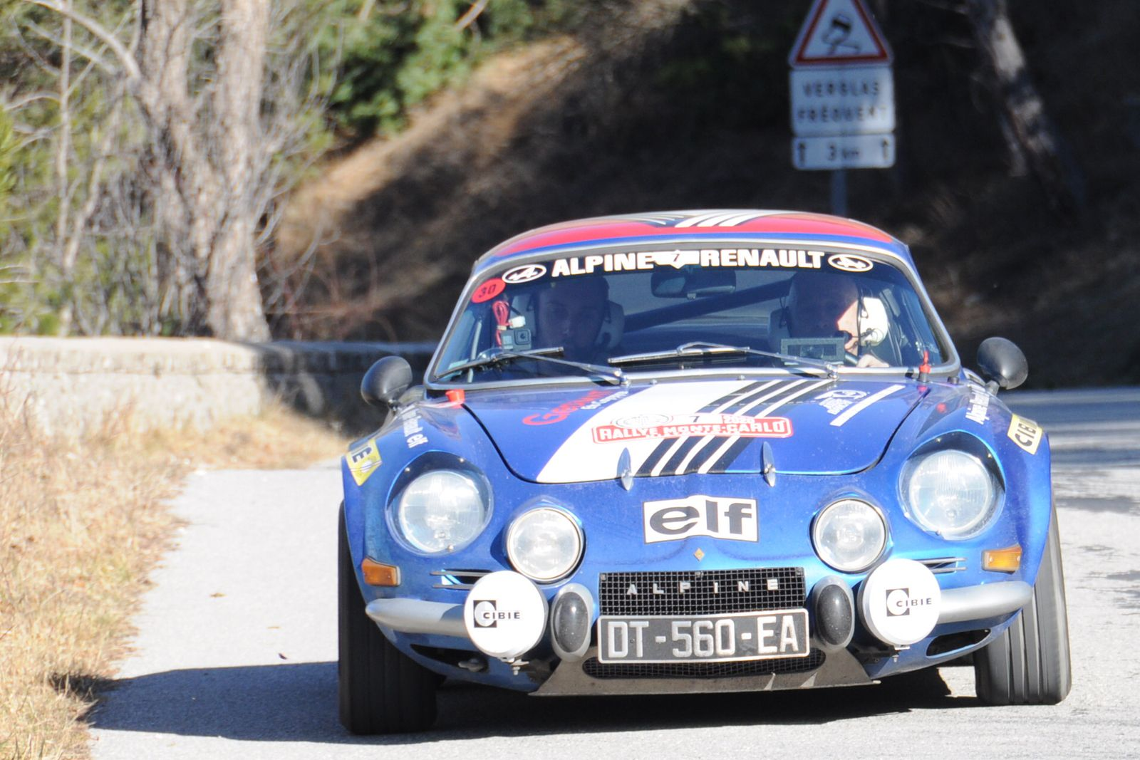 Alpine A110 1600 S 1973 ..... Photo : R.S.