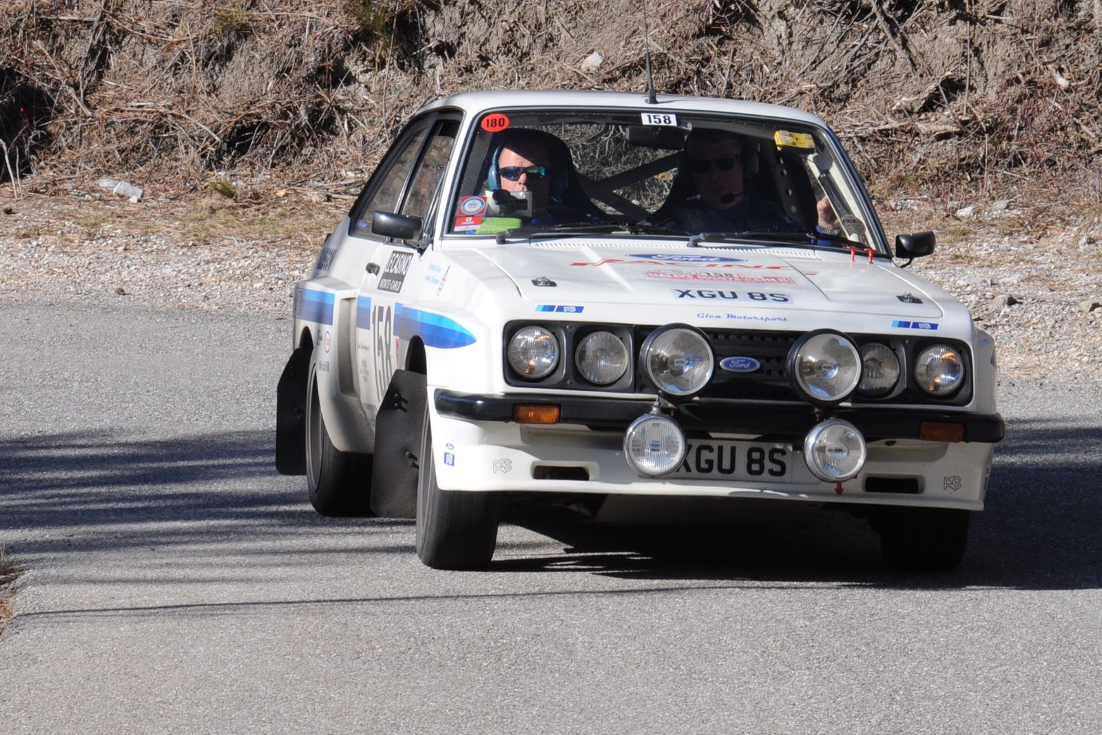 Ford Escort Mk II RS2000 1978  ..... Photo : R.S.