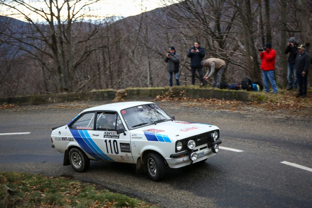 Ford Escort Mk II RS2000 1979 ..... Photo : Jo Lillini