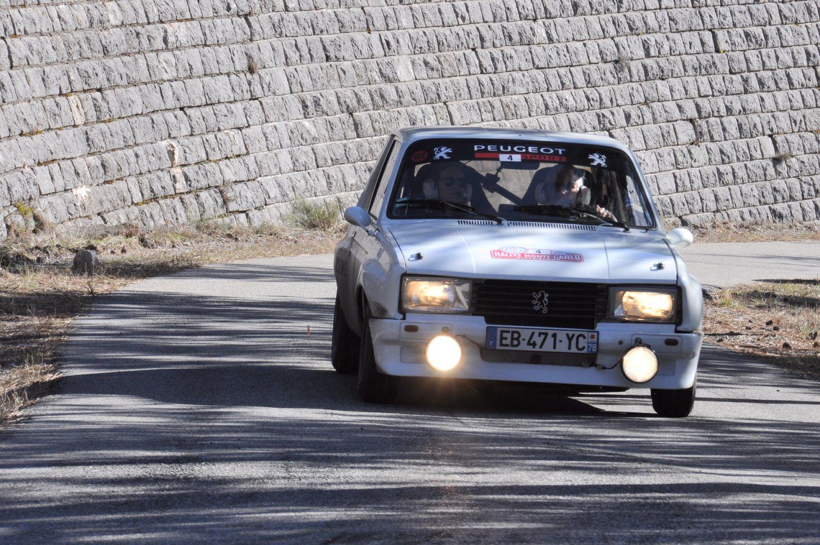Peugeot 104 ZS 1979 ..... Photo : R.S.