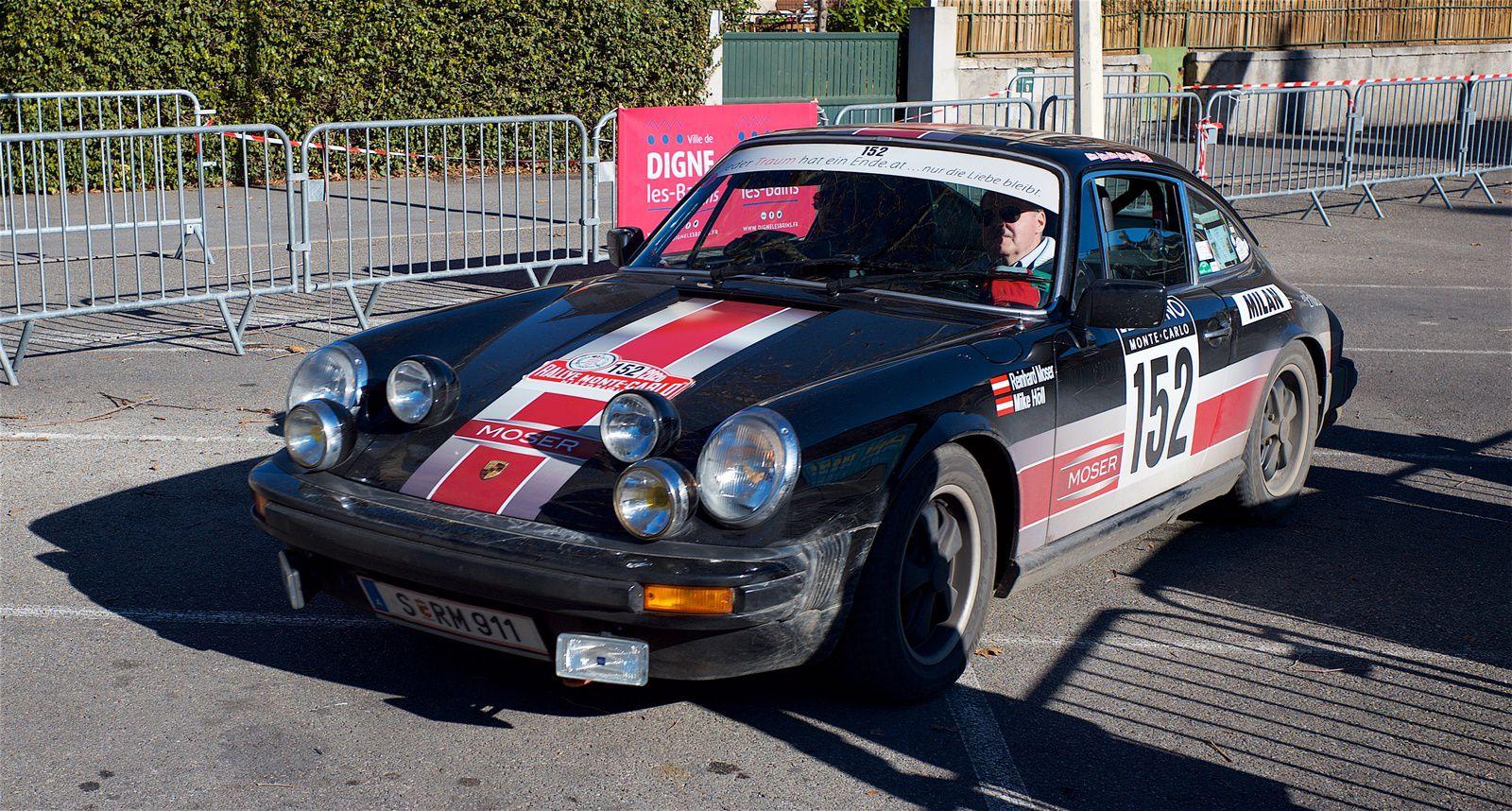 Porsche 911 2,7 1977 ..... Photo : T.V.