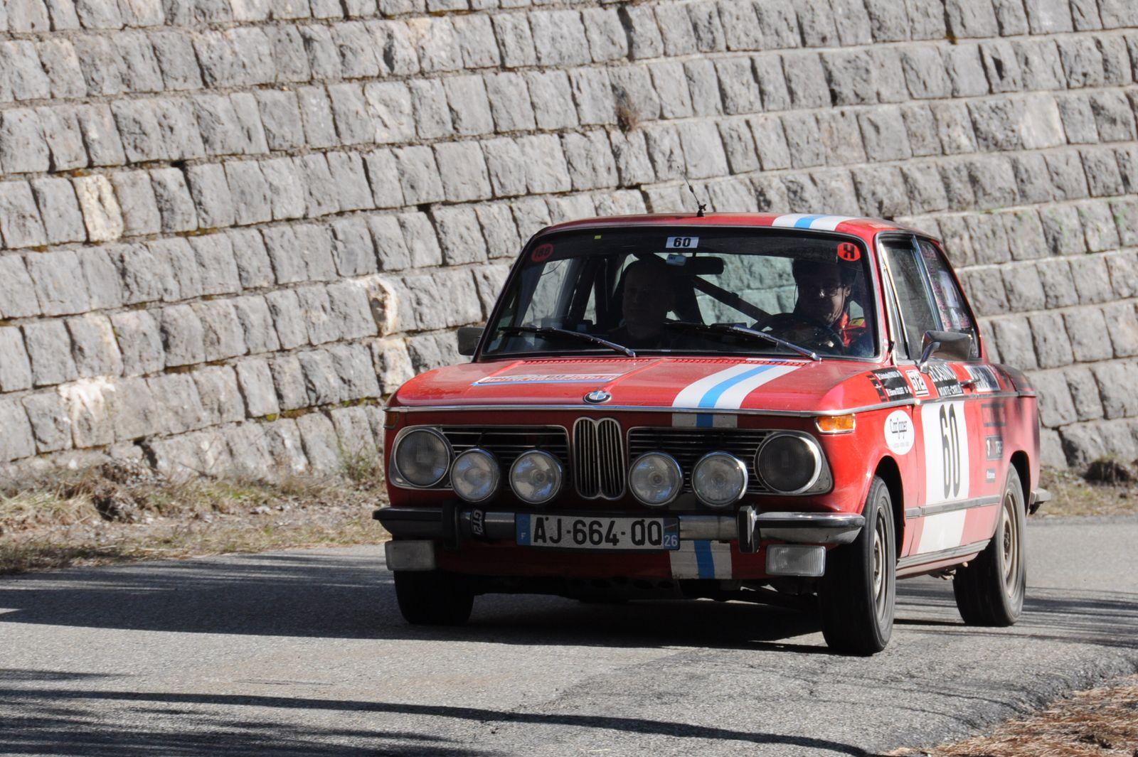 BMW 2002 tii 1974 ..... Photo : R.S.