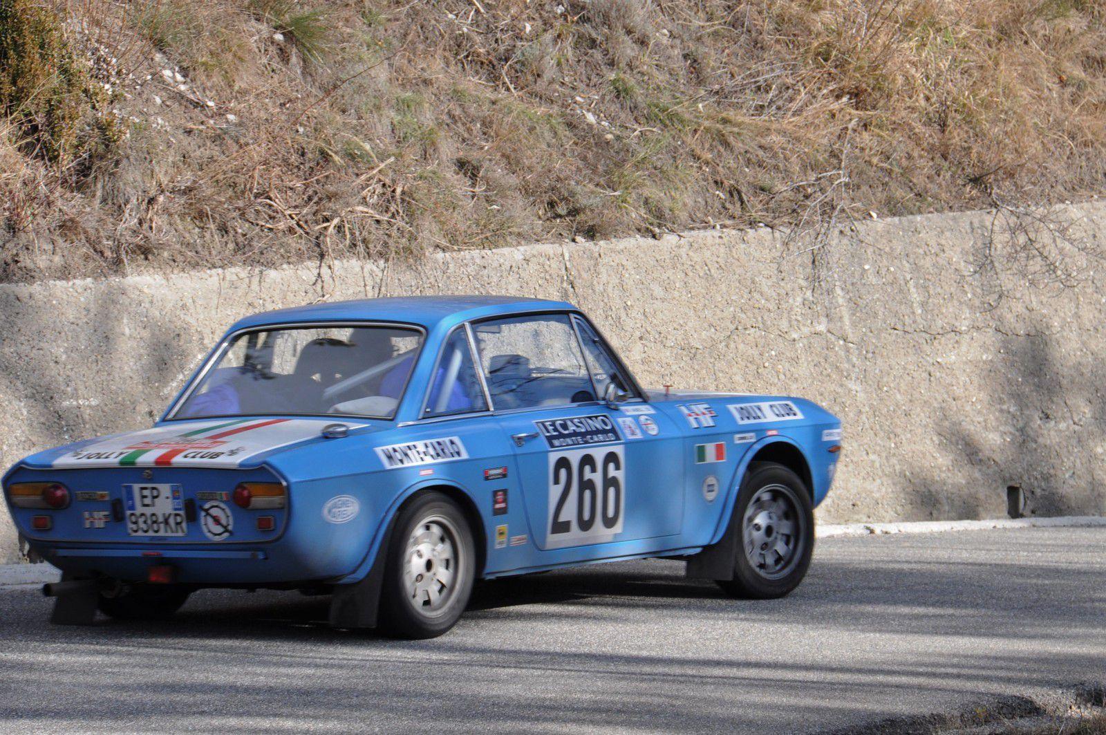 Lancia Fulvia 1,3 S 1973 ..... Photo : R.S.