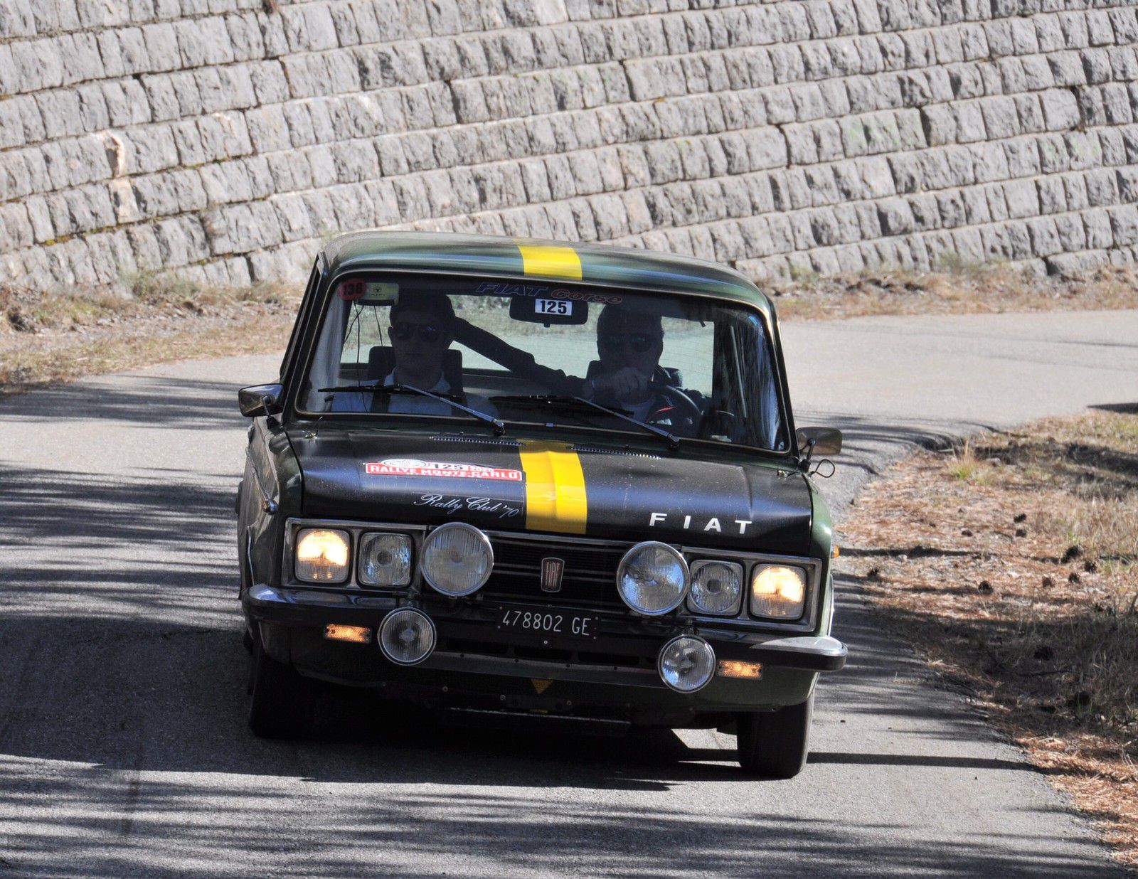 Fiat 125 Special 1971 ..... Photo : R.S.