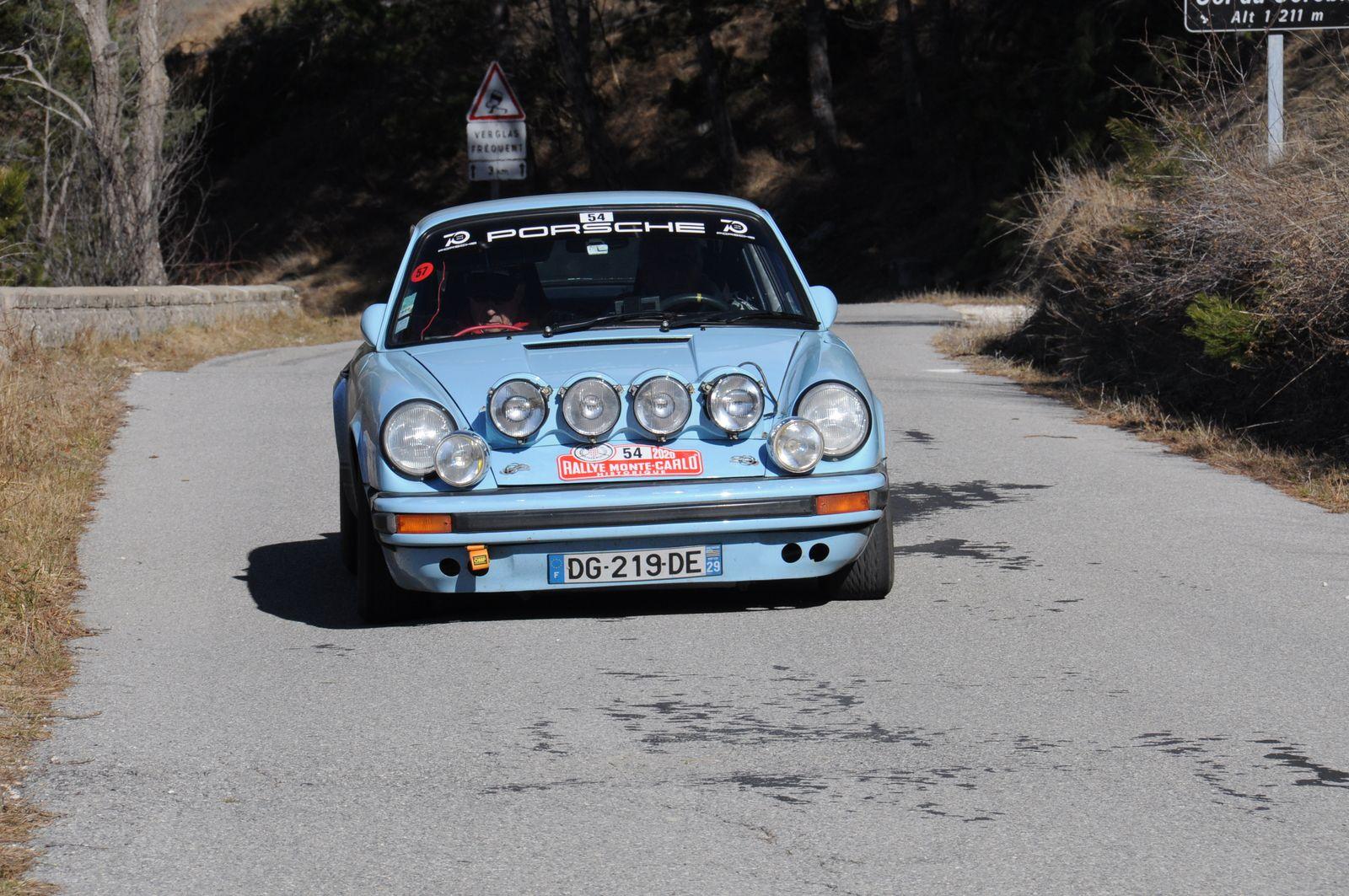 Porsche 911 SC 1979 ..... Photo : R.S.
