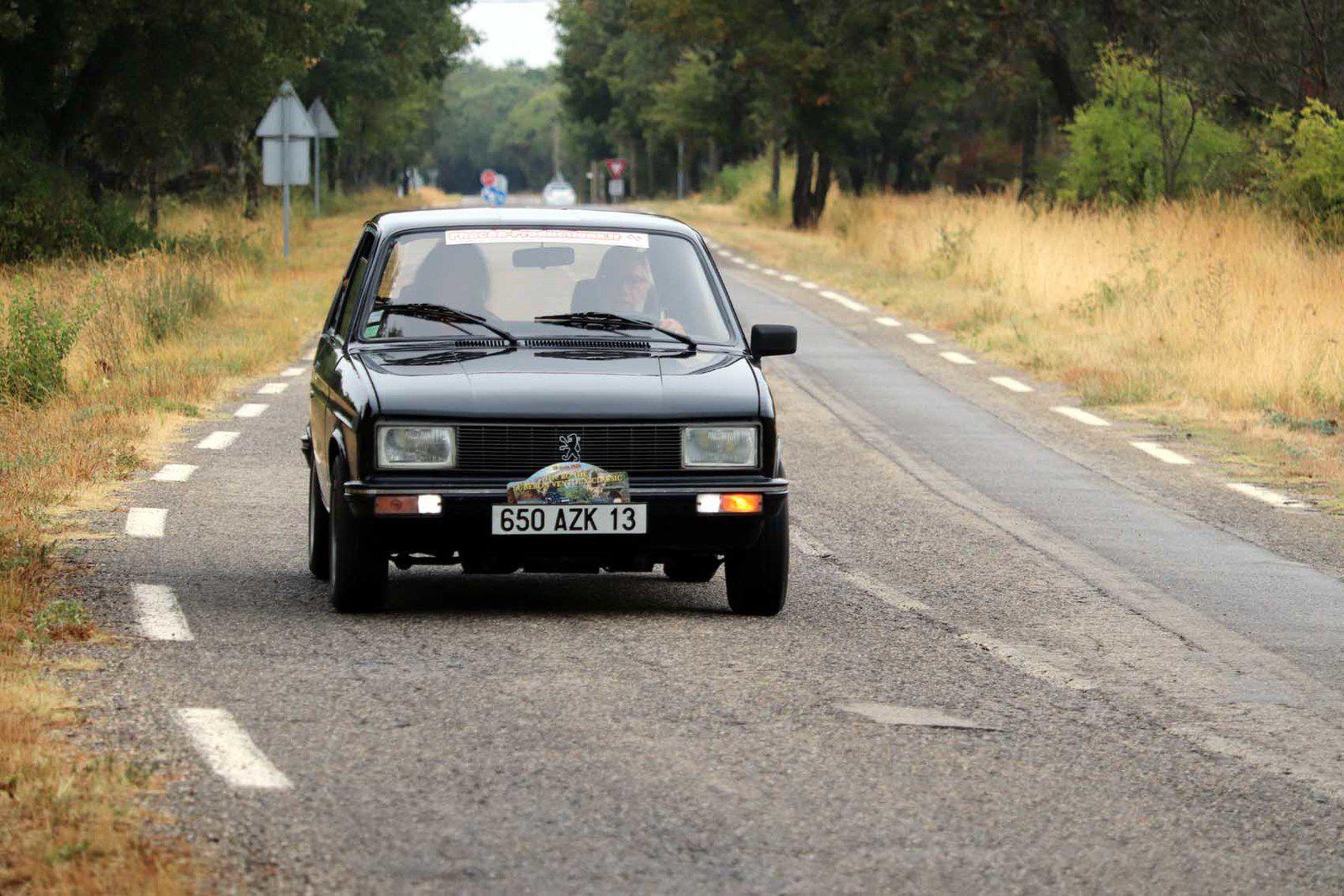 Christian Bonnin/Alain Amalberti Peugeot 104 ZS 1982 ..... Photo : JB