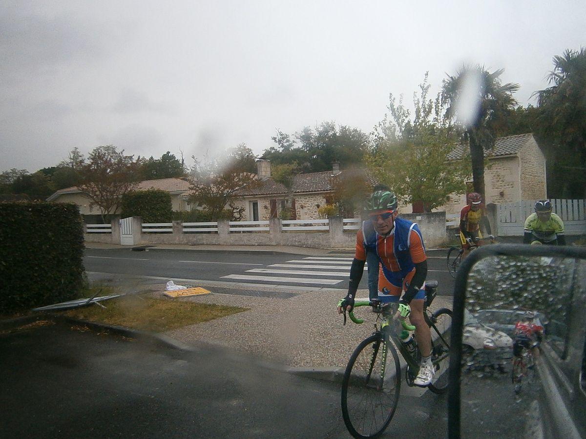 Tour de la pointe du Médoc 2017