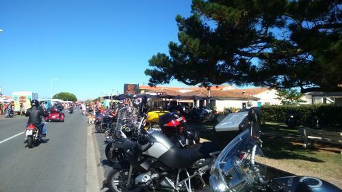 Show Bike à Montalivet 2017