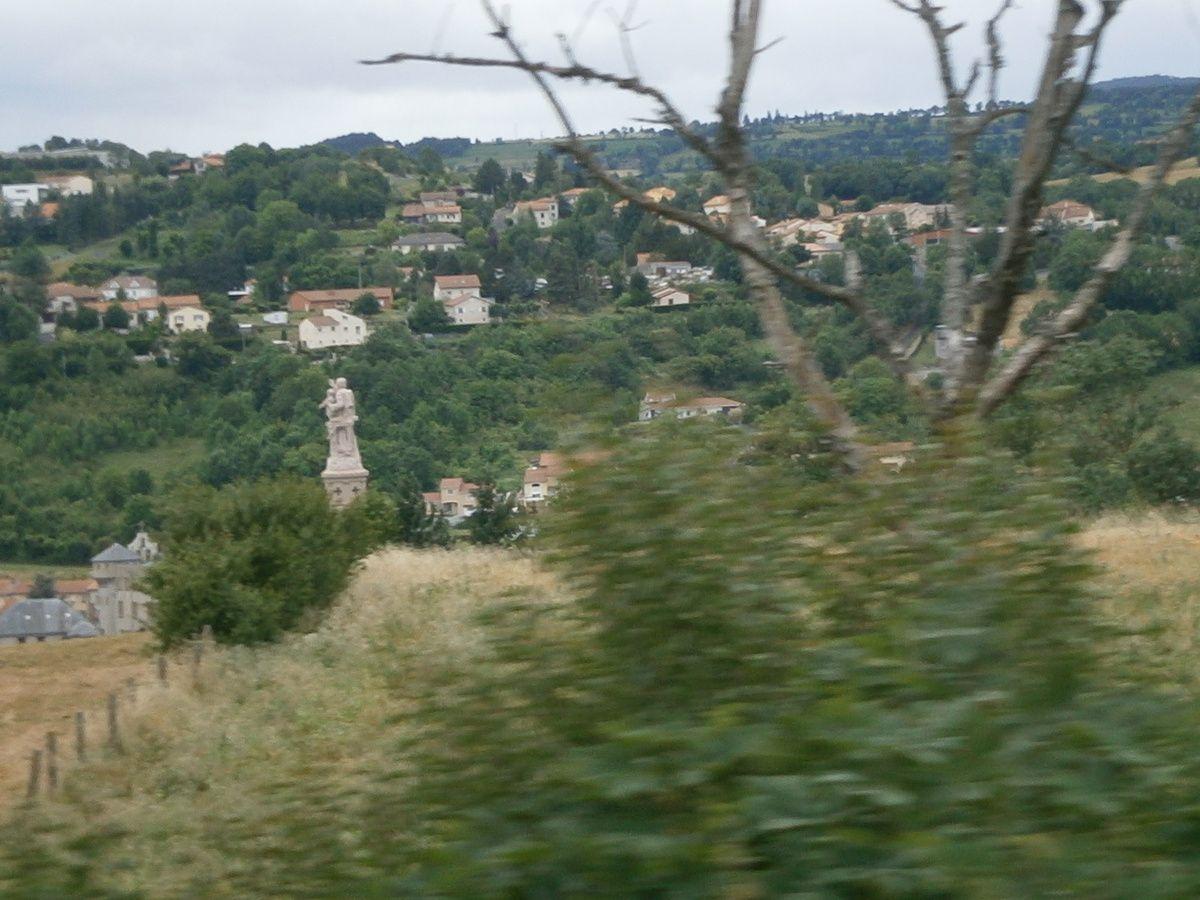 Un tout petit tour en Ardèche