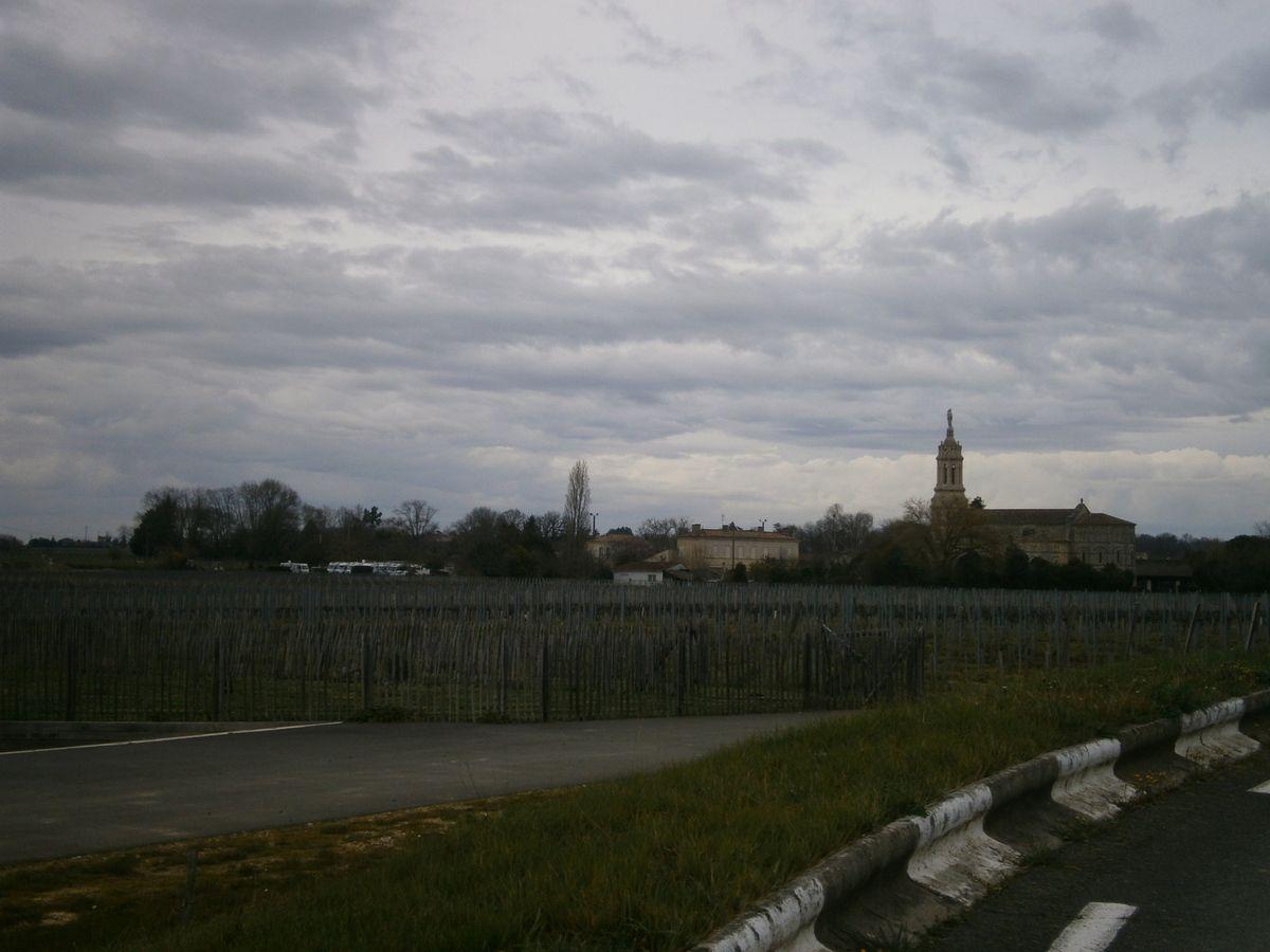 Bayon sur Gironde et son ouverture FFCT