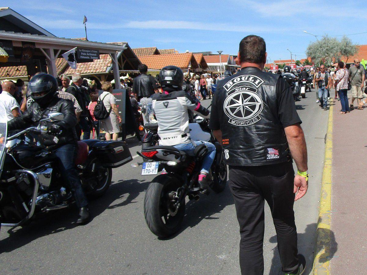 Show Bike 2018 à Montalivet