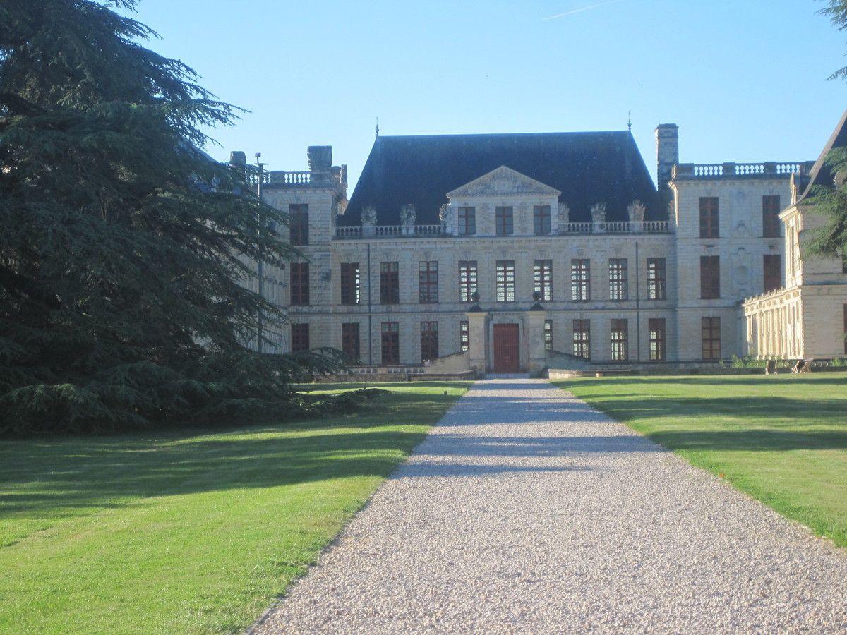 Le château d' Oiron