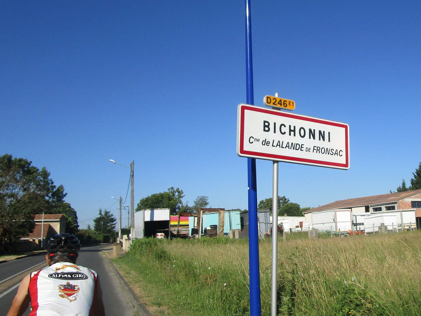 En visite du côté de LIBOURNE