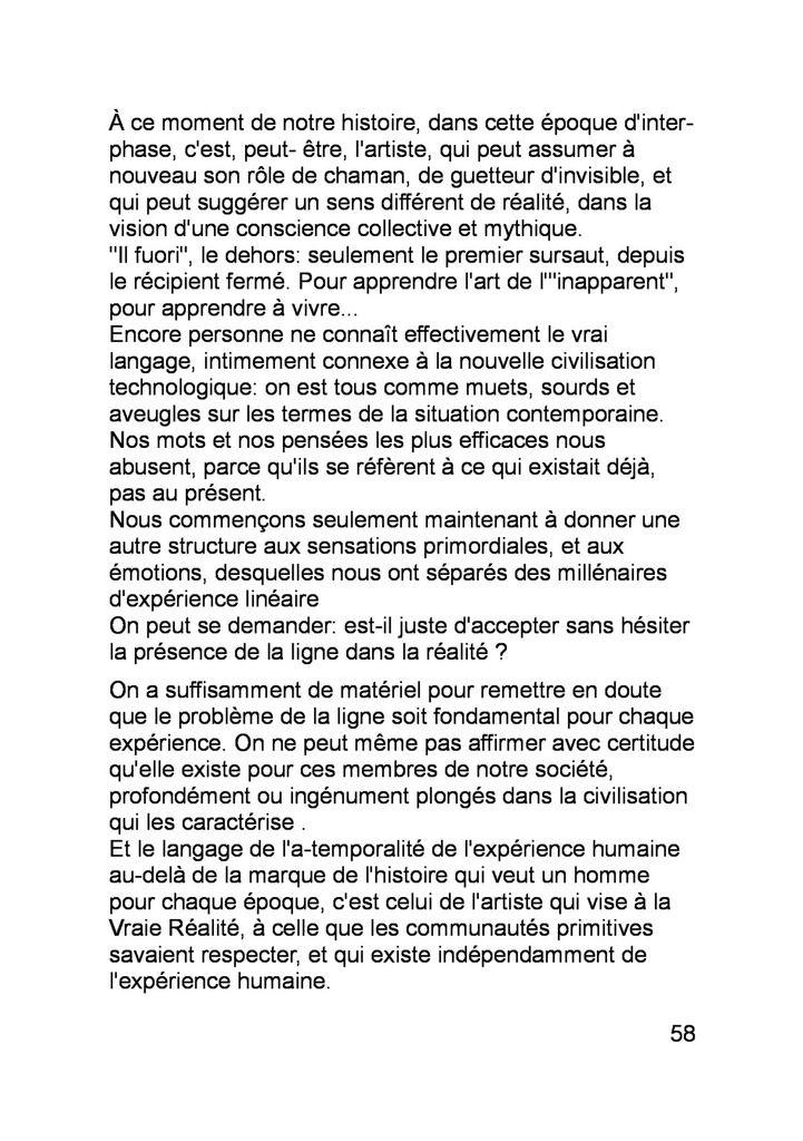 EVA RACHELE GRASSI IMPENSABILITE ININTERROMPUE (FR)