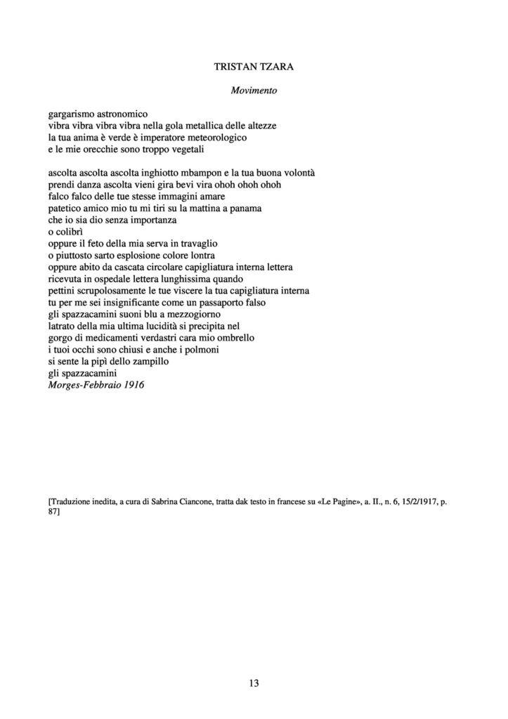 ANTONIO GASBARRINI Le radici della Modernità e dell'Avanguardia in Abruzzo tra storia e cronaca d'arte