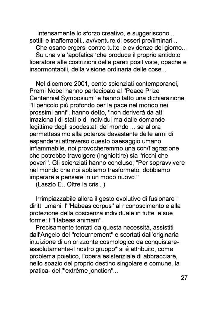 EXTRÊME JONCTION EVA RACHELE GRASSI / ERMANNO SENATORE : RÉFLEXIONS CYBERDADA (1986-2016)