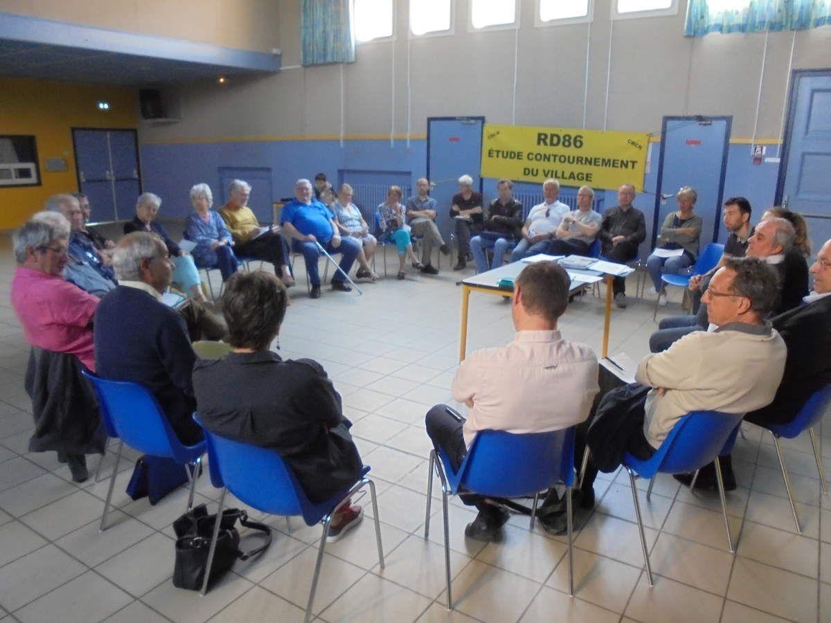 2018 Assemblée Générale du Collectif de Citoyens CRCR ( ouverte à tous ) - compte rendu des débats